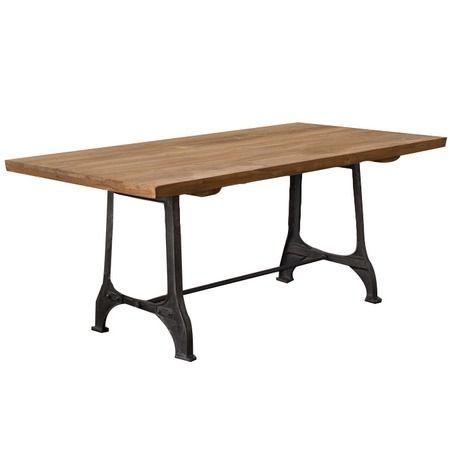 Unique Trestle Table Dimensions