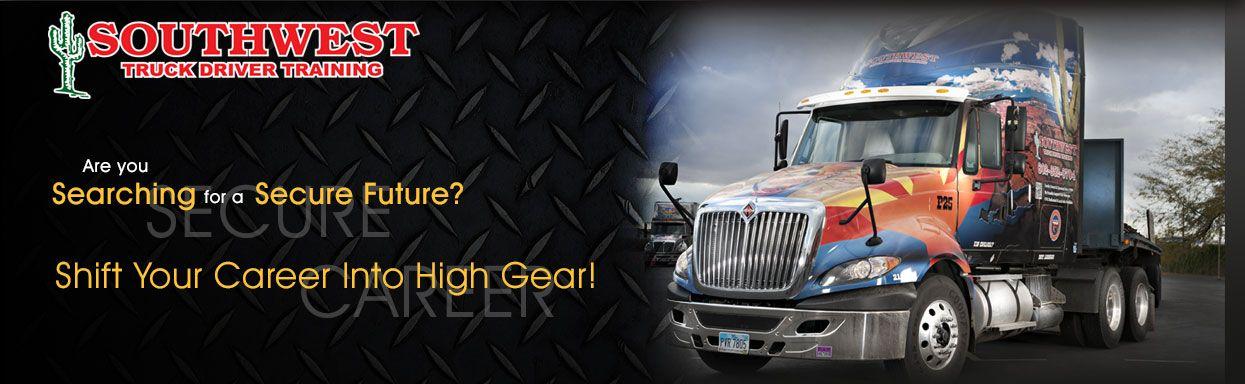 CDL School Dallas Truck driver, Trucks, Driving school