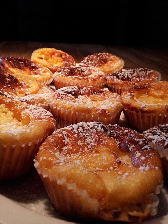 Snickers Kasekuchen Muffins Cakes