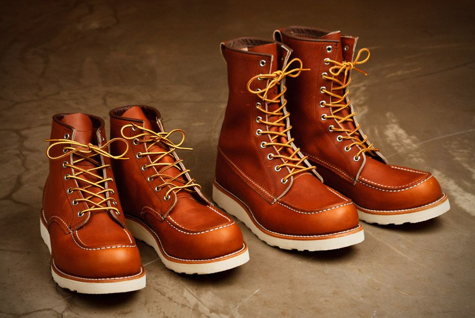Original Red Wing Boots