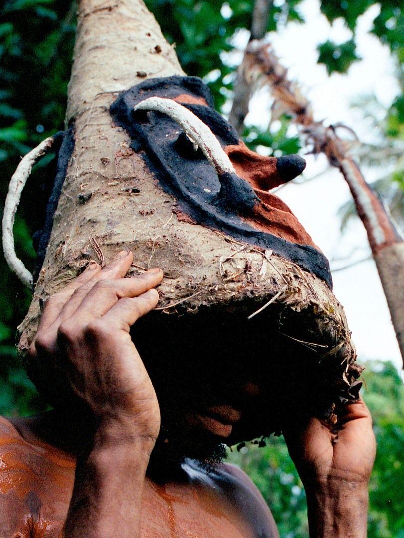 masks of new caledonia | Malekula circumcision masks Vanuatu by Eric Lafforgue in Vanuatu.
