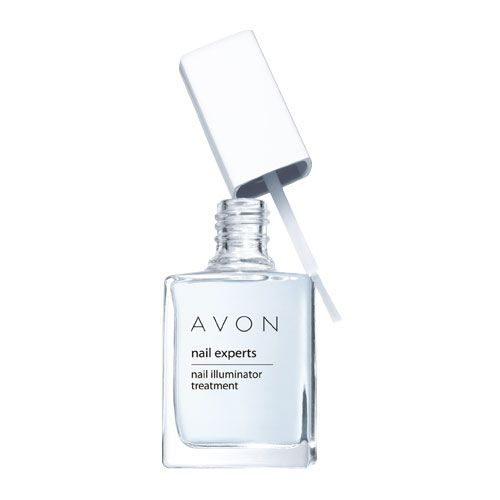 Avon Chrome Nail Powder: If I Am Going Out I Would Also Use AVON Nail Experts Nail