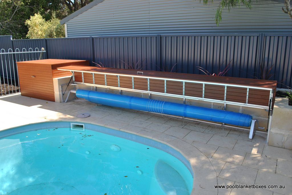 Blanket Boxes Pool Blanket Boxes Australia Bache Piscine Amenagement Piscine Local Tecnique Piscine