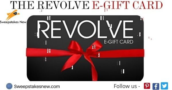 Want to Win Revolve Gift Card ($1000)? Click and Participate on Revolve Product Review Sweepstakes 2020. Don't lose the chance. Hurry!