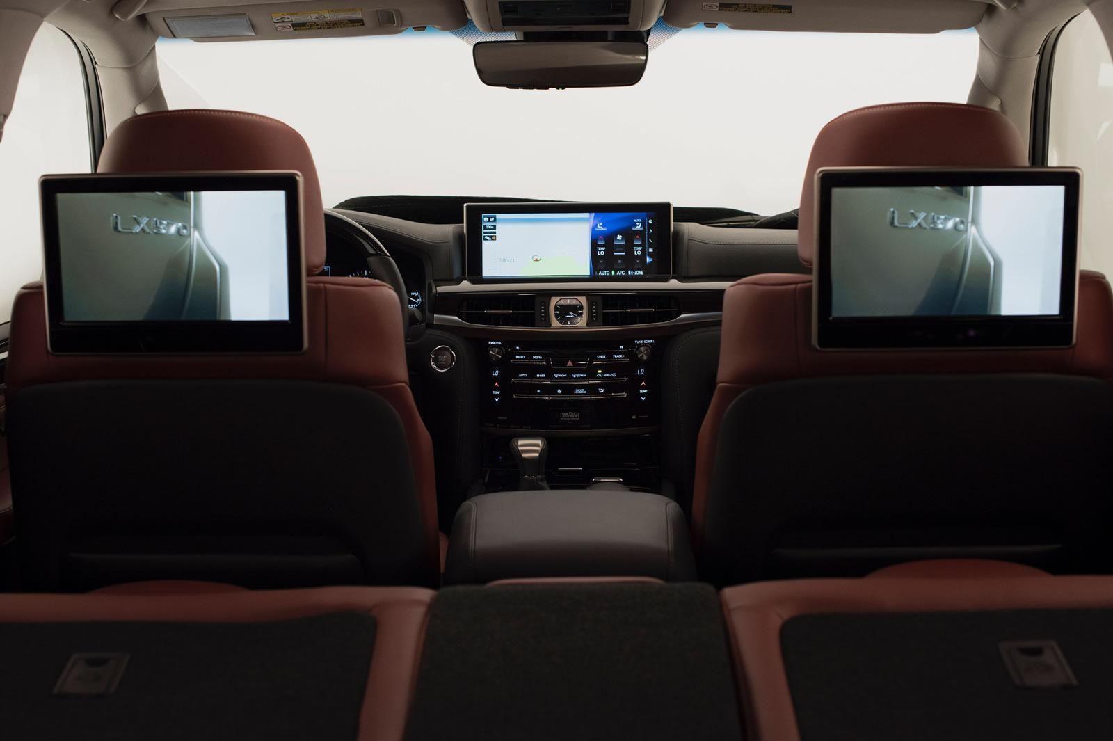 Fresh Lexus Navigation Update 2016