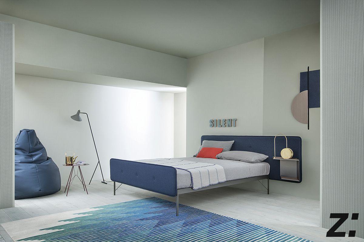 zanotta letto bed hotelroyal terri pecora 2017poltrona armchair