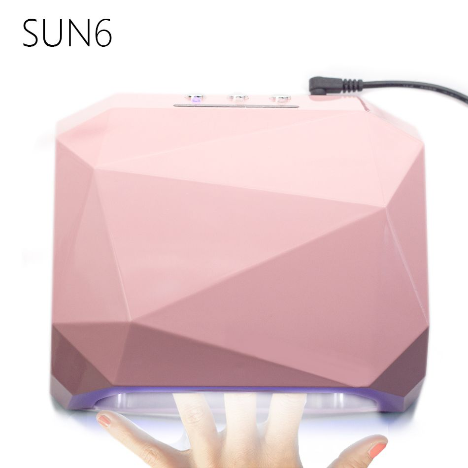 Cheap Lamp Loupe Buy Quality Lamp Magnetron Directly From China Lamp Suppliers Sun6 Auto Sensor Uv Led Nail Lamp Na Uv Nail Lamp Uv Gel Nails Nail Art Tools