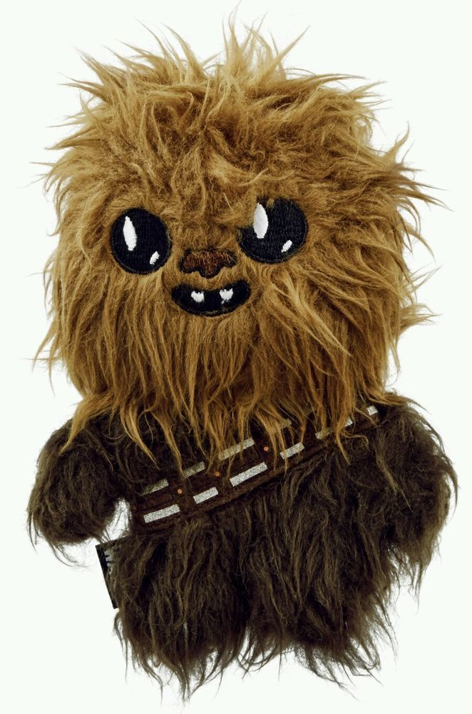 Petco Star Wars Toy Licensed Chewbacca Force Awakens Dog