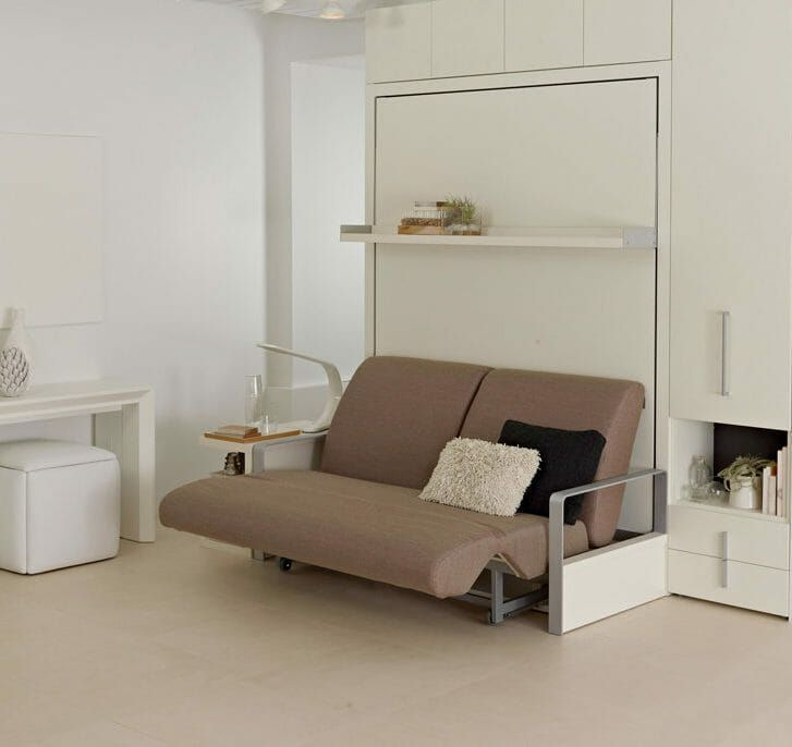 Phenomenal The Ito Queen Size Wall Bed System Features Modern Styling Machost Co Dining Chair Design Ideas Machostcouk