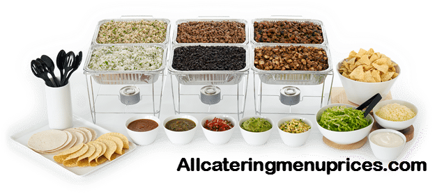chipotlecateringmenupricesdisplay Chipotle catering
