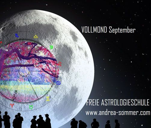 VOLLMOND im September - eine Party & ein Ritual…