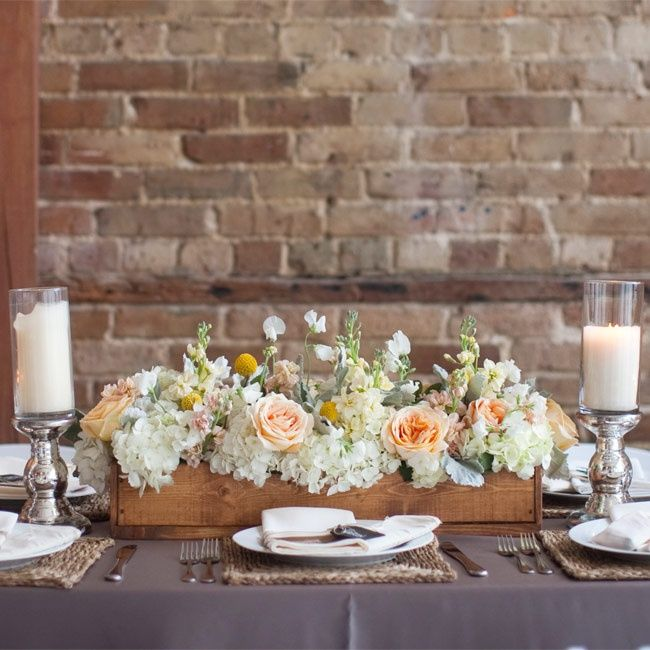 Wedding Head Table Decoration Ideas: The Knot - Your Personal Wedding Planner In 2019