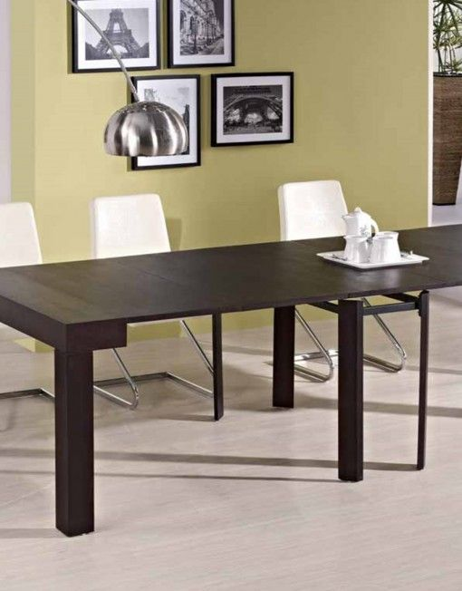 Tiny Titan Transforming Kitchen Table Expandable table that