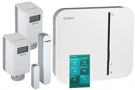Bosch Smart Home Raumklima Starter Paket Per Fingertip Zum