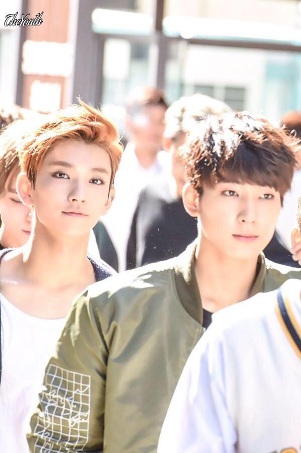 Seventeen / Sebeuntin / SVT (세븐틴) Pledis 17 | Jeon Wonwoo | Hong Jisoo / Joshua