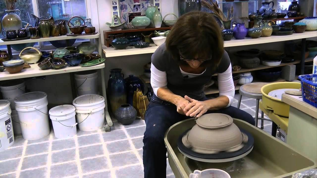 Couple Makes Pottery A Business Business, How to make