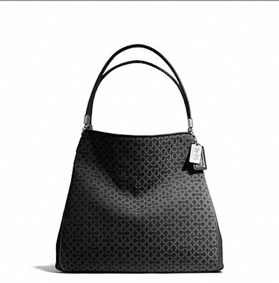 Coach Madison Op Art Needlepoint Small Phobe Bag: Msrp $298 Shoulder Bag. Get one of the hottest styles of the season! The Coach Madison Op Art Needlepoint Small Phobe Bag: Msrp $298 Shoulder Bag is a top 10 member favorite on Tradesy. Save on yours before they're sold out!