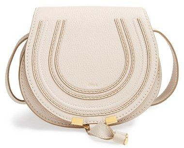 Trending On ShopStyle - Chloé 'Marcie - Small' Leather Crossbody Bag