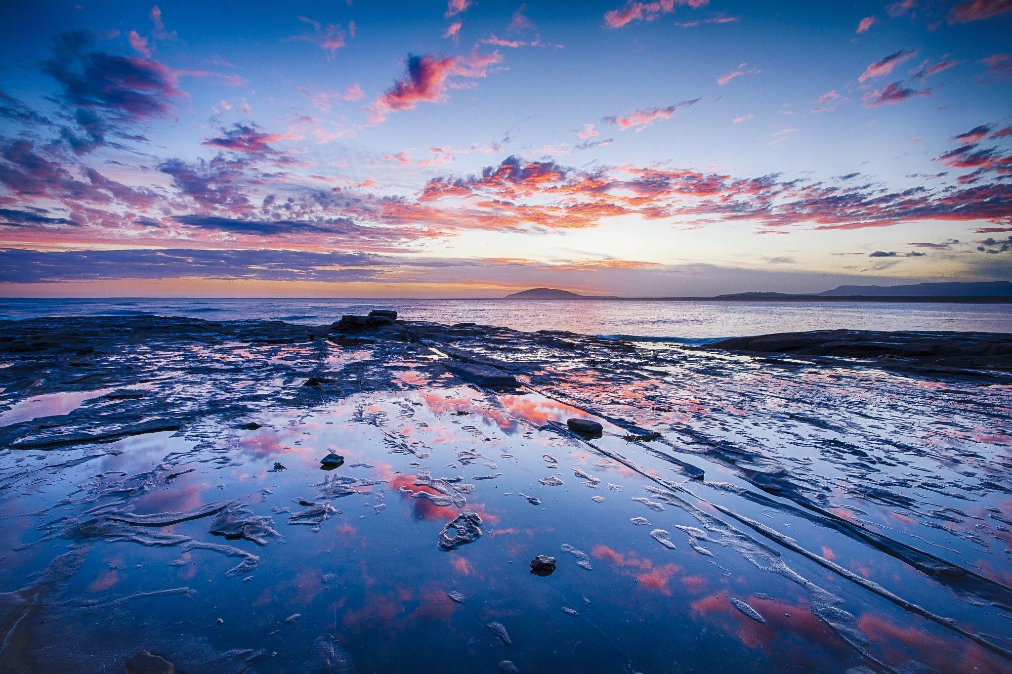 Sunset Gerroa / NSW Australia by Craig Green on 500px