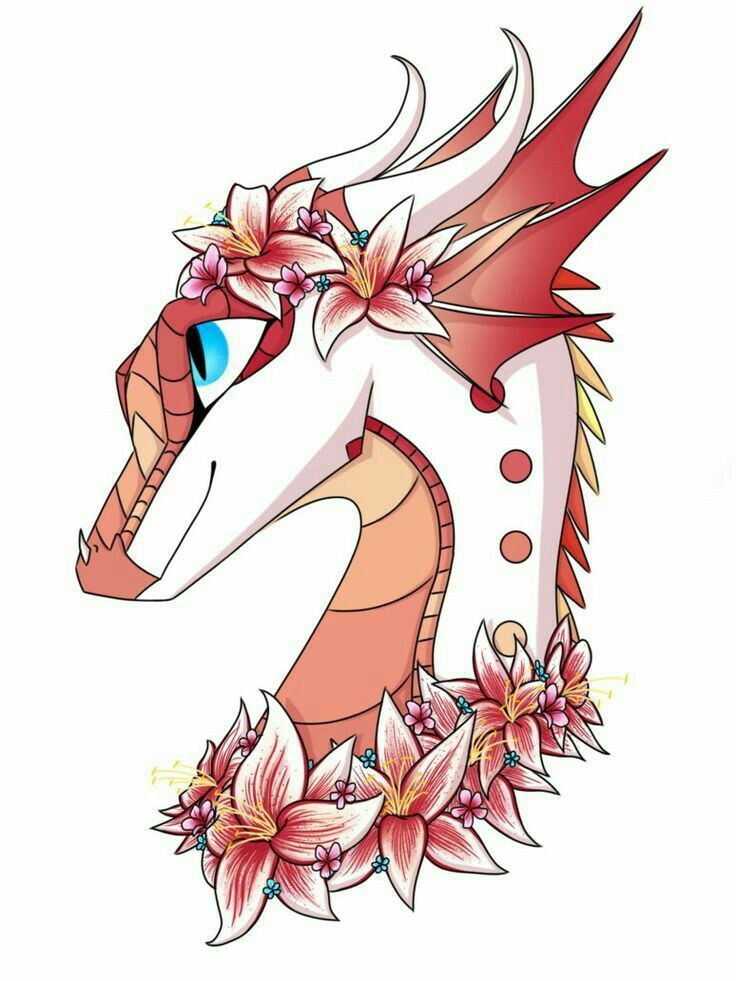 Beautiful Lilly The Dragon