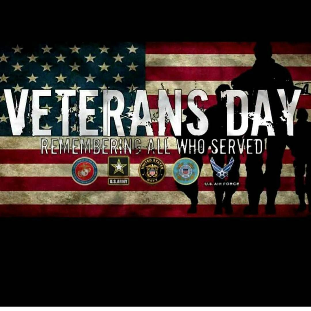 Happy Veterans Day Our thanks to all who serve You mean so much to