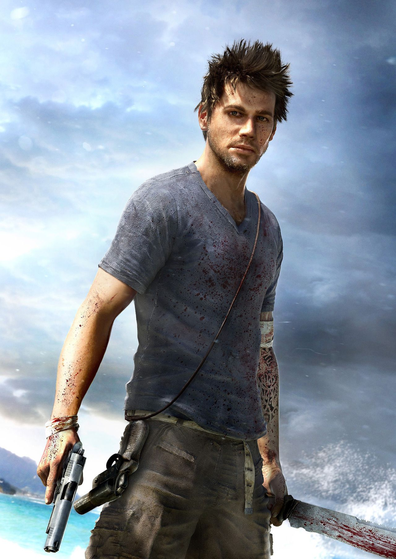 far cry 3 gameplay time