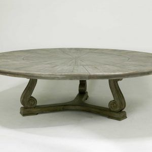 Very Round Coffee Table