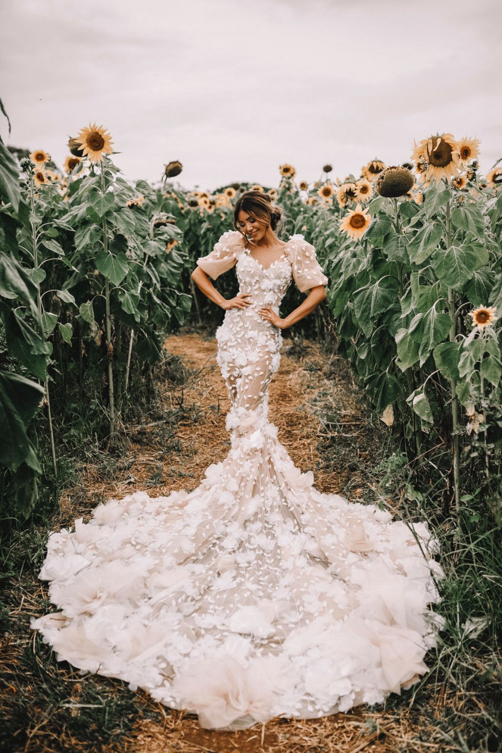 Photo of Exclusive: Behind the scenes at Pia Muehlenbeck's magical wedding