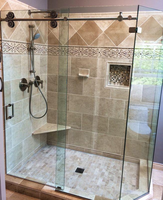 Gallery Of Our Work Pro Shower Doors Dc Md Va De Pa Shower