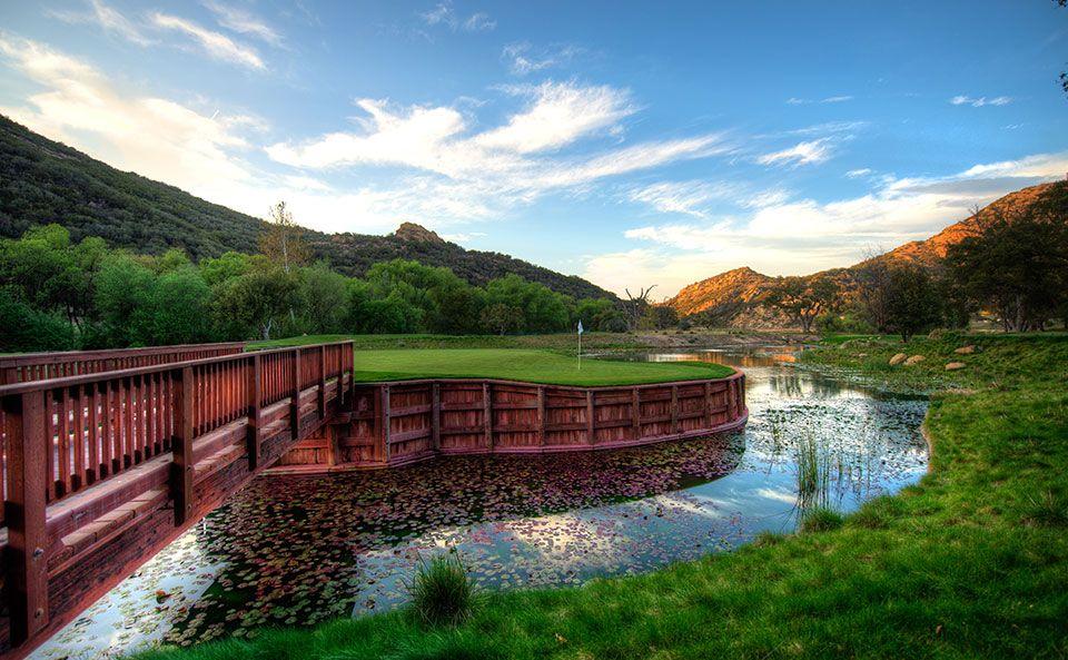 18++ Asherwood golf course information