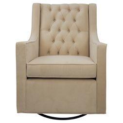 Ava Upholstered Glider Chair