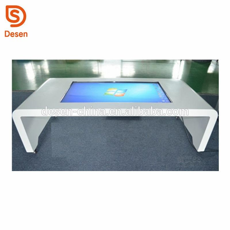 """43"""" full hd 1080p table style interactive touch led tv screen"""