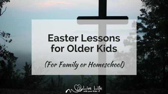 Christian pentecostal teen lesson for easter — 5