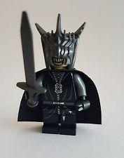 Lego Hobbits Herr Der Ringe Figur Minifigur Sauron Lego