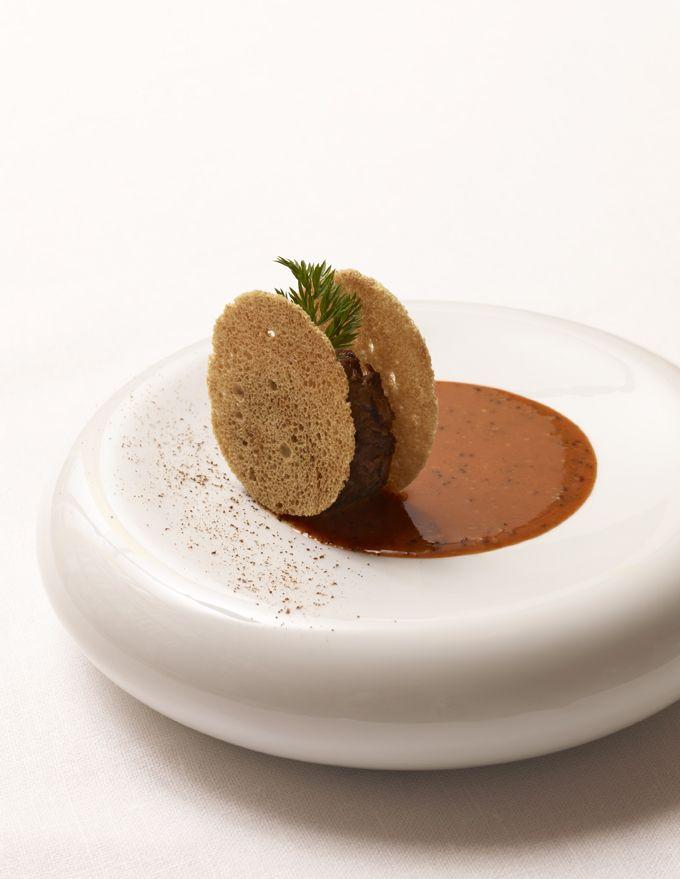 Carottes / boeuf 2ème service - Carrots / beef 2nd sitting ©Stéphane de Bourgies
