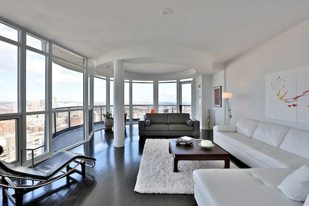 Elegant Real Estate and Interior Design Business