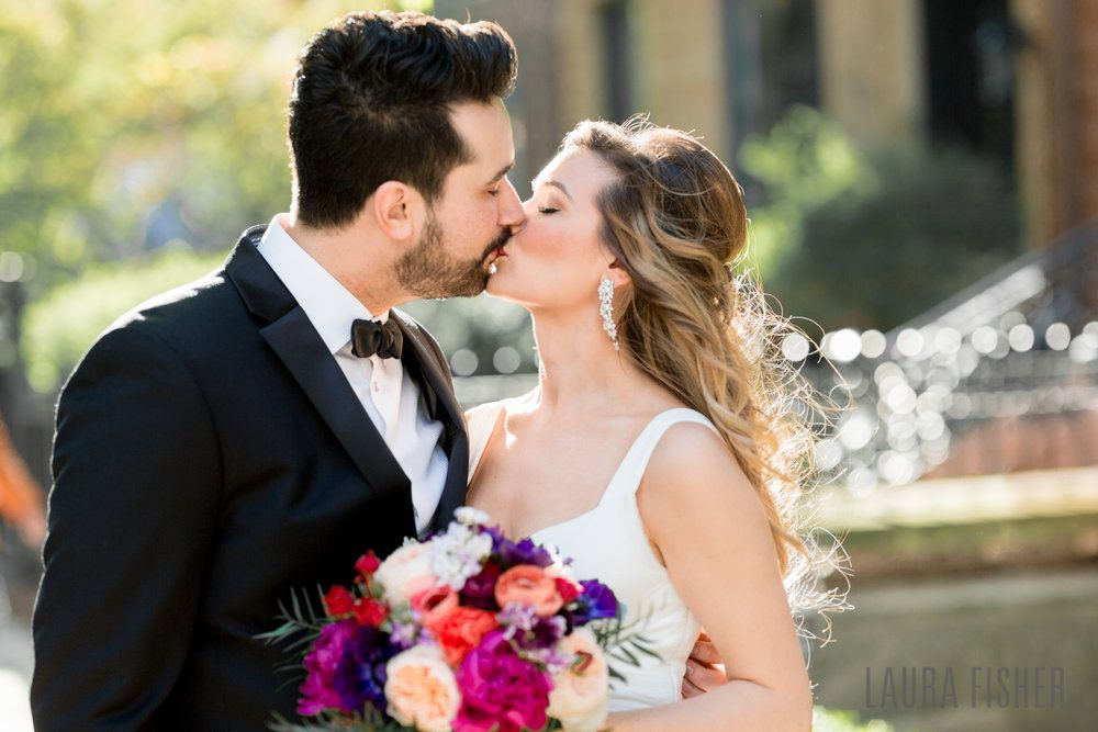 Intimate real wedding at the Thompson Hotel in downtown Chicago by Laura Fisher Photography | www.laura-fisher-photography.com/blog/kelly-alex #chicago #wedding #thompsonhotel #chicagoweddingphotographers