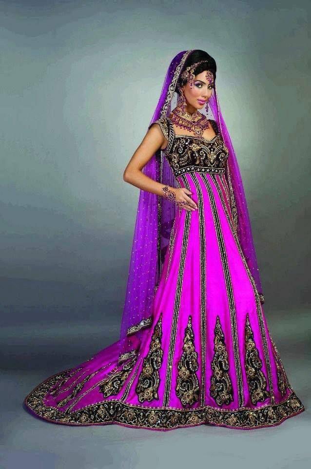 Encantador Vestidos De Novia De La India Para Los Hombres Patrón ...