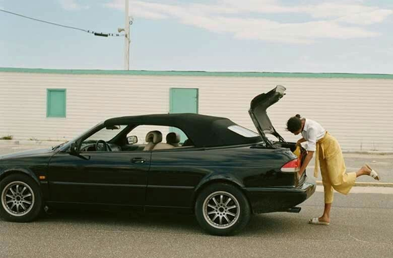 Saab convertable bikini cover
