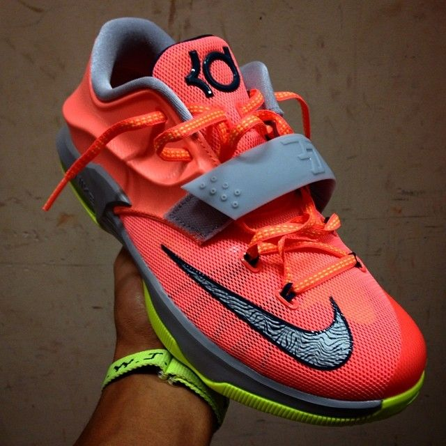 size 40 8ec1b 87338 Nike KD VII DMV Detailed Pictures