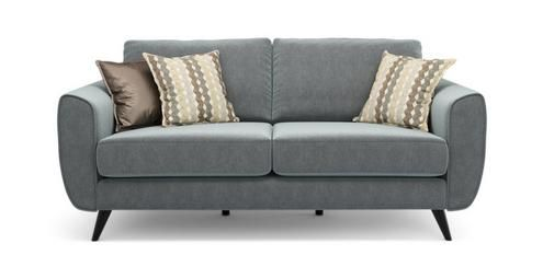 Awesome Aiden 3 Seater Sofa Aiden Pictures - Amazing 3 seater sofa Inspirational