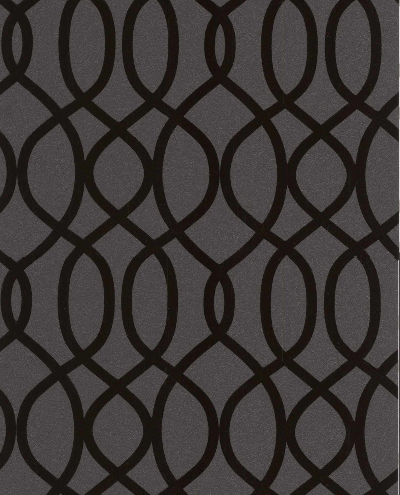 Graham & Brown Kelly Hoppen Style Knightsbridge Flock Wallpaper