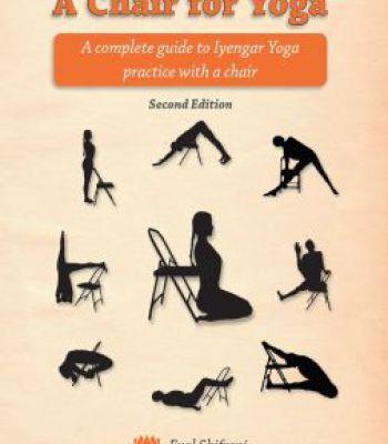 A Chair For Yoga Pdf Iyengar Yoga Yoga Books Yoga Practice