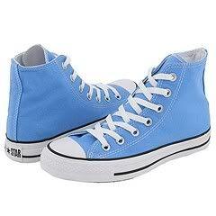 b6659b15c895 light blue chucks. light blue chucks Converse Trainers ...
