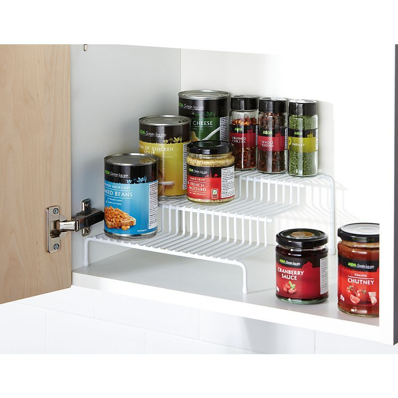 asda cupboard steps kitchen storage asda direct may