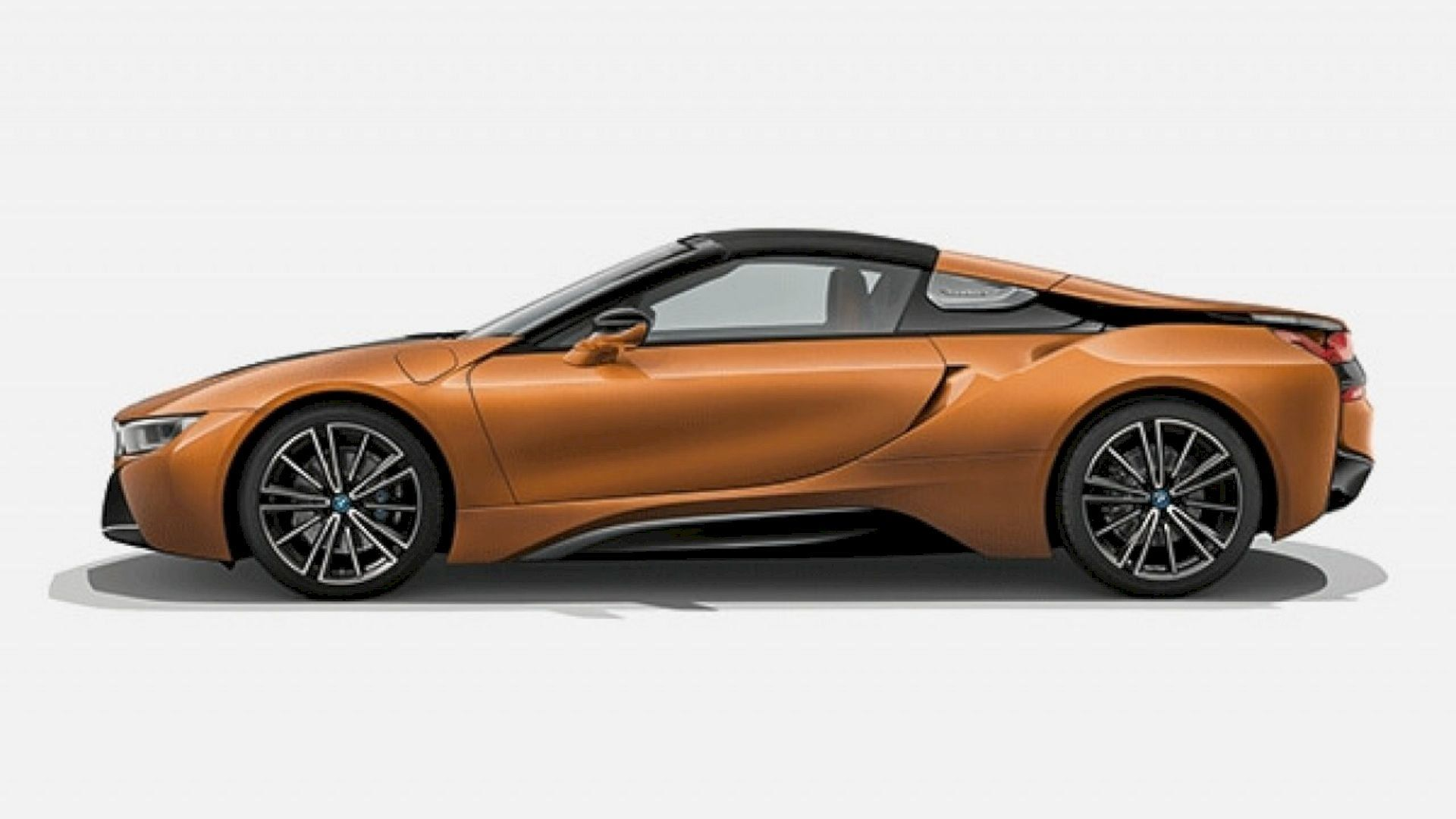 BMW i8 Roadster The Future is Yours to Drive