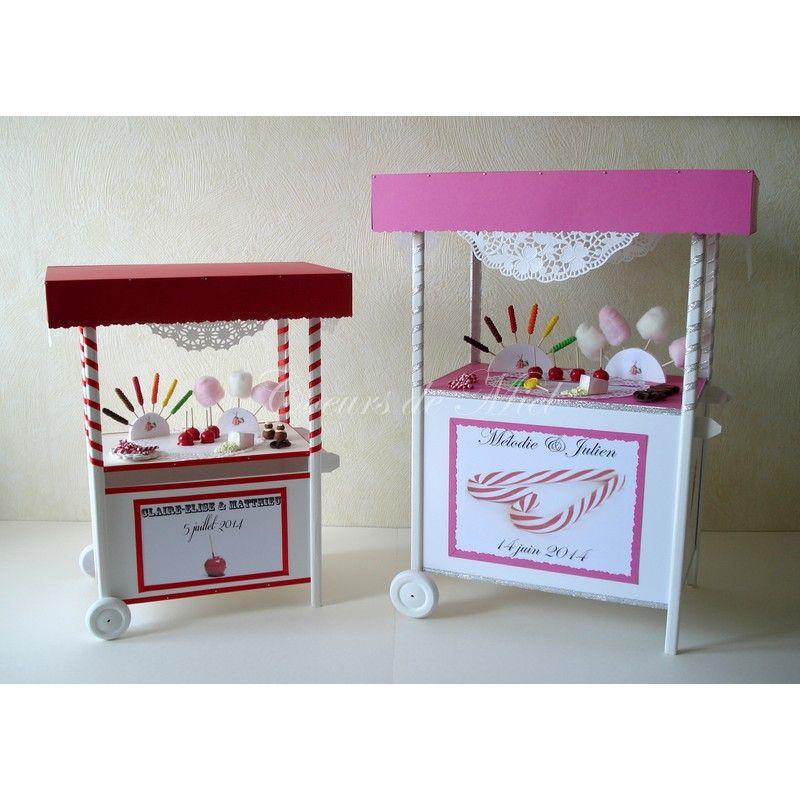 originale et festive cette urne sera id ale pour un mariage au th me f te foraine et. Black Bedroom Furniture Sets. Home Design Ideas