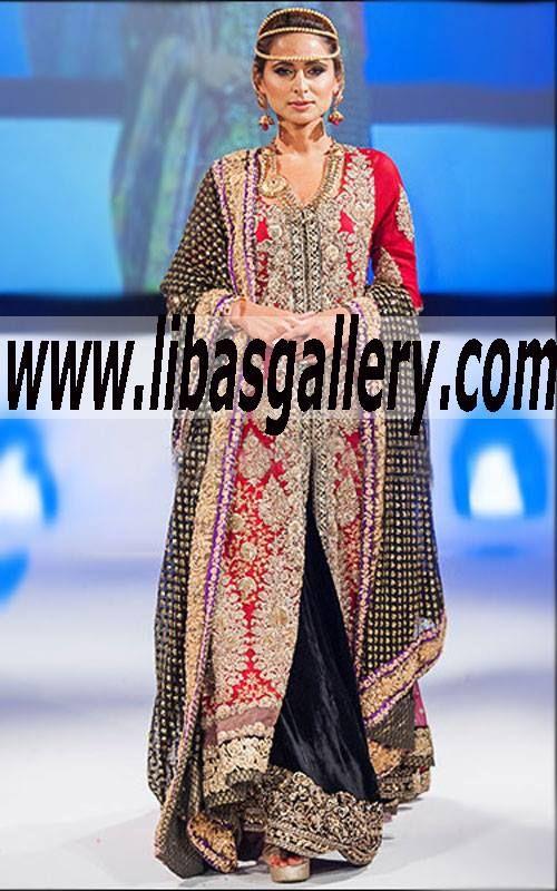 Sana Safinaz Wedding Dresses and Style - Sana Safinaz Wedding ...