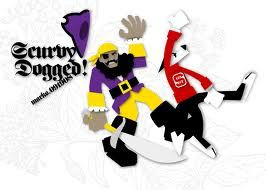 Scurvy Dogged!