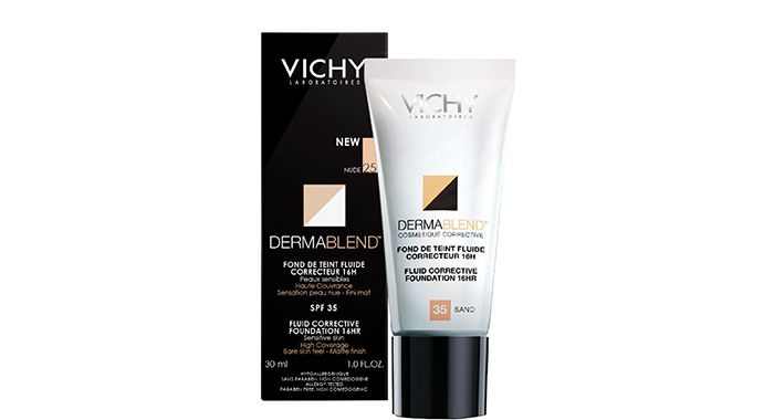 Sense And Sensitivity Best Foundations For Sensitive Skin Vichy Foundation For Sensitive Skin Dermablend